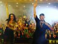 В новом клипе Потапа и Насти певица предстала в сексуальном боди