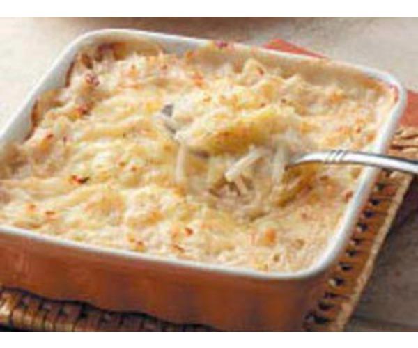 Рецепт                  Швейцарская картофельная запеканка
