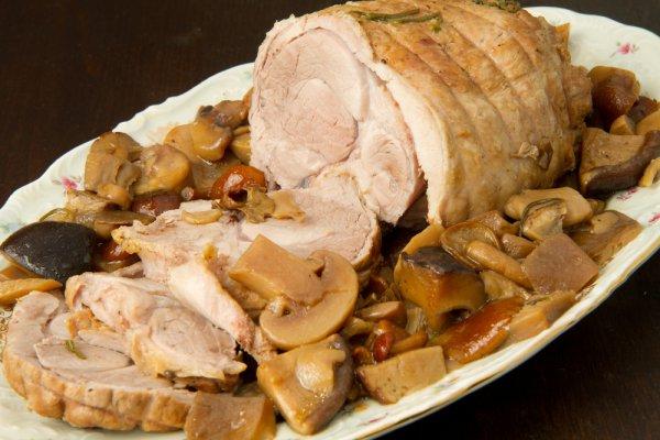 Рецепт                  Мясо, запеченное в духовке