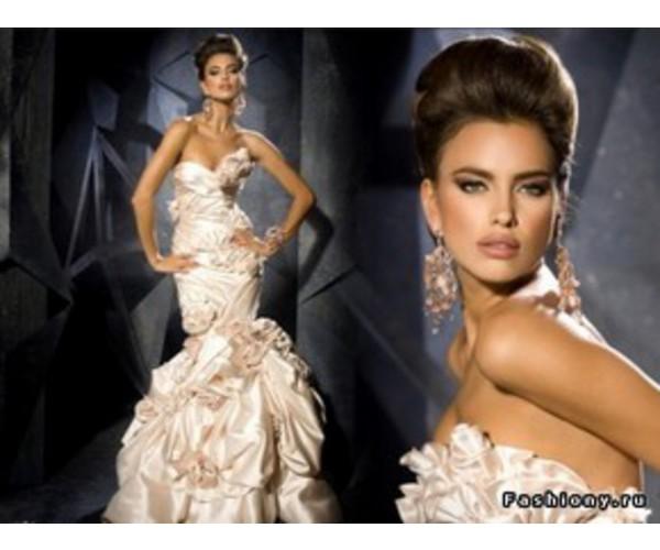 Свадебные платья от dany mizrachi 2010 фото
