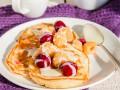 Как приготовить банановые оладьи на завтрак