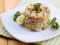 Как приготовить салат Оливье на Новый год