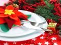 Как украсить рождественский стол