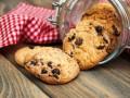 Как приготовить овсяное печенье с шоколадом