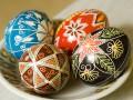 Виды пасхальных яиц
