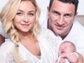 Кличко и Панеттьери крестили дочь в Киеве
