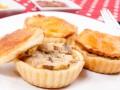 Как приготовить тарталетки с грибами