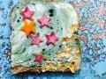 Новый фуд-тренд Instagram: русалочьи тосты