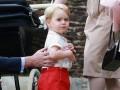 Двухлетний принц Джордж с января пойдет в ясли
