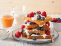 Французские тосты: три рецепта для завтрака