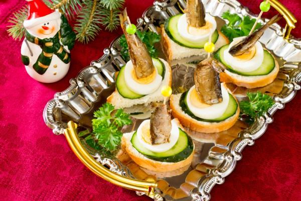 Кулинарные рецепты к новому году