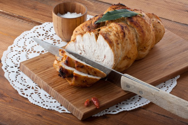 Рецепт                  Пастрома из курицы