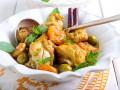 Как приготовить курицу в абрикосовом соусе по-китайски