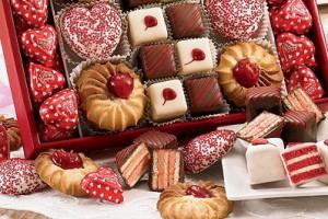 Конфеты - непременный атрибут Дня Валентина