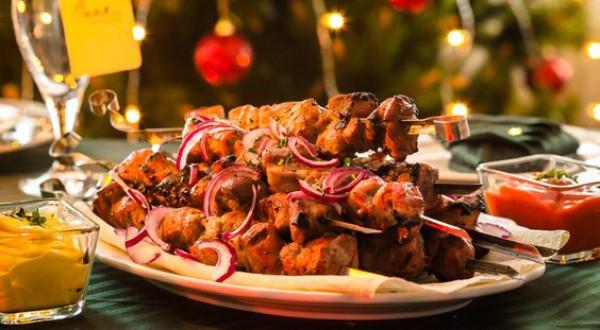 Шашлык из свинины в соевом соусе: Пошаговый рецепт (с фото)
