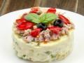 Как приготовить салат оливье по-испански