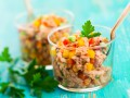 Рецепты на 8 марта: Салат из тунца с овощами