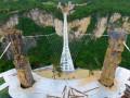 Не для слабонервных: в Китае построили стеклянный мост-рекордсмен