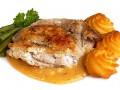 Мясные биточки из рубленой свинины