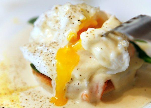 Рецепт                  Яйца Роял от Даши Малаховой