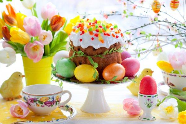 В 2012 году православную Пасху отмечают 15 апреля