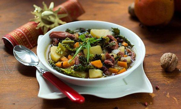 Рецепт                  Овощное рагу: ТОП-5 рецептов