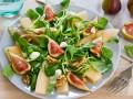 Салат из инжира и дыни