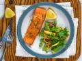 Как приготовить лосося в апельсиново-медовой глазури