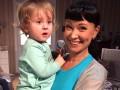 Нонна Гришаева стала многодетной мамой в новом сериале