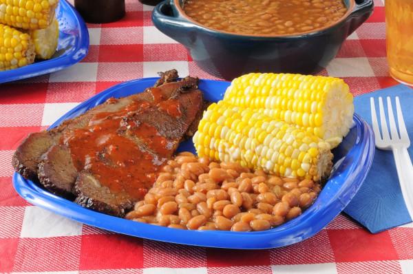 Рецепт                  Запеченная кукуруза с тимьяном