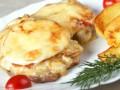 Новогодние рецепты: Мясо по-французски с ананасами