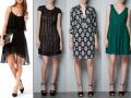 Как выбрать новогоднее платье по типу фигуры: Модные советы