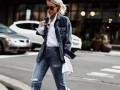 Как носить джинсы бойфренда: стильные идеи на каждый день