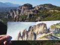 Акварель вместо фотоаппарата: удивительные работы путешественицы