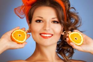 Цитрусовые и мед - лучшее лекарство от целлюлита