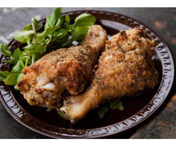 Рецепт                  Курица в чипсах