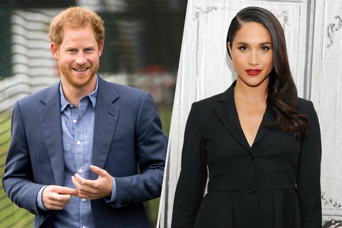 Принц Гарри встречается созвездой сериала «Форс-мажоры»