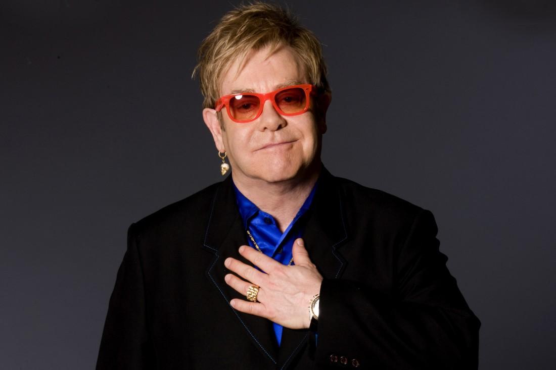 Стало известно, какую песню споет Элтон Джон напохоронах Джорджа Майкла