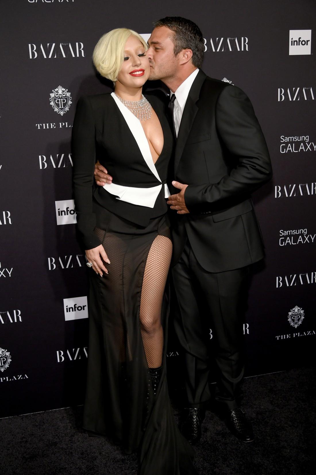 Lady Gaga і Тейлор Кінні