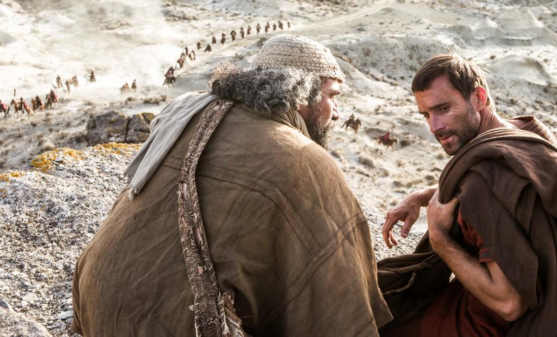 Кадр из фильма Воскресение