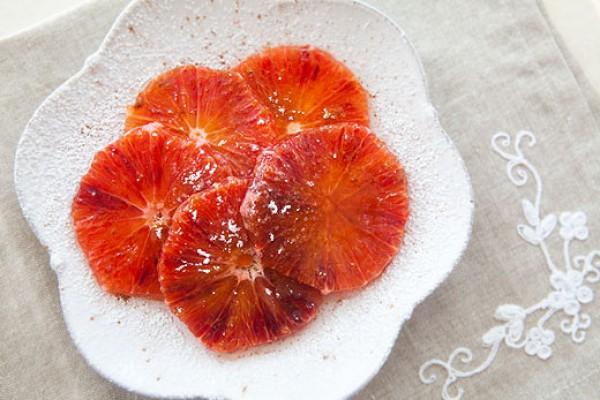 Рецепт                  Марокканский апельсиновый десерт