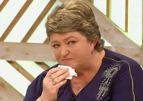 Мама Прохора Шаляпина