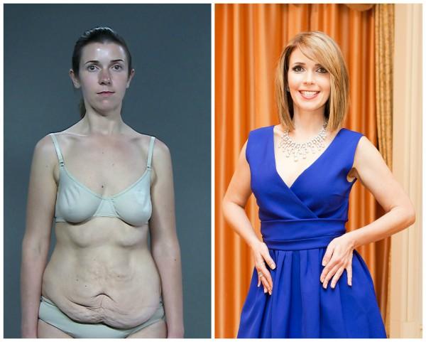 Как вернуть грудью после похудения