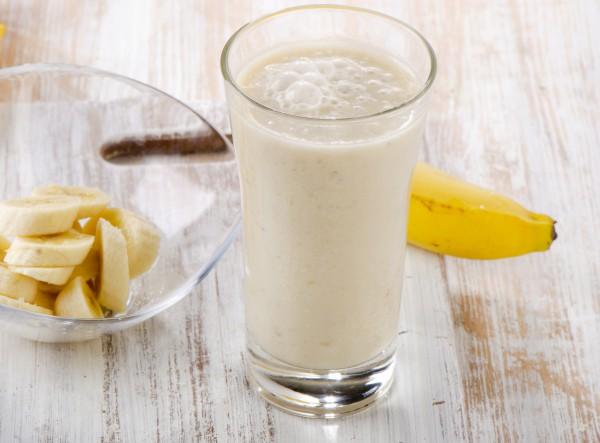 Рецепт                  Ванильно-банановый коктейль