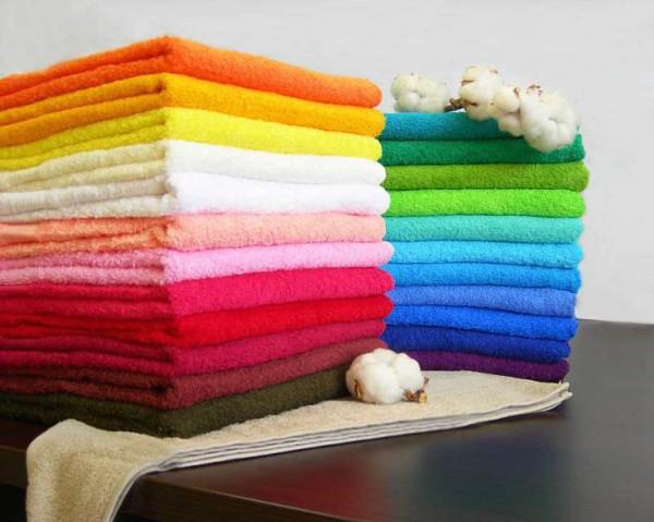 Особенности выбора махровых полотенец