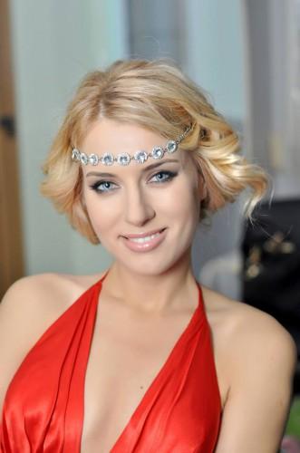 Украинская певица Оля Горбачева