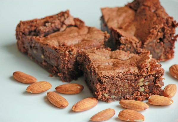 Рецепт                  Шоколадно-миндальный торт