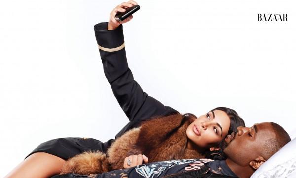 Свежий выпуск US Harper's Bazaar