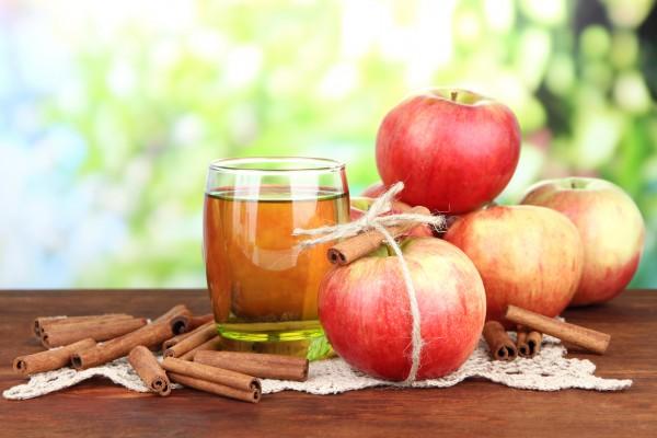 Рецепт                  Крюшон из яблок