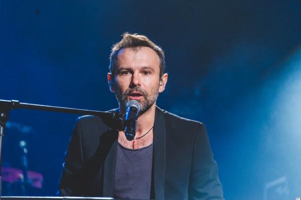 Святослав Вакарчук на концерте памяти Кузьме Скрябину